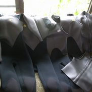 MY WETSUITS