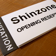 Shinzone OPENING RESEPTION☆