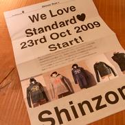 Shinzone×SD WOMEN'S 入荷予告☆