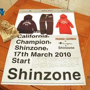 Shinzone×SD 入荷予告☆