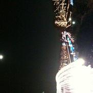 昭和記念公園ライトアップ