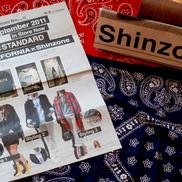 SHINZONE×CHAMPION×STANDARD CALIFORNIA 入荷予告