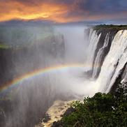 Gorge Swing At Victoria Falls