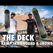 Mega Ramp Skateboard & Snowboard