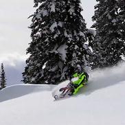 Timbersled Snow Bike